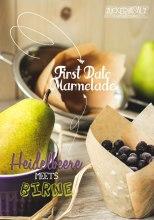 Heidelbeer Birne Marmelade