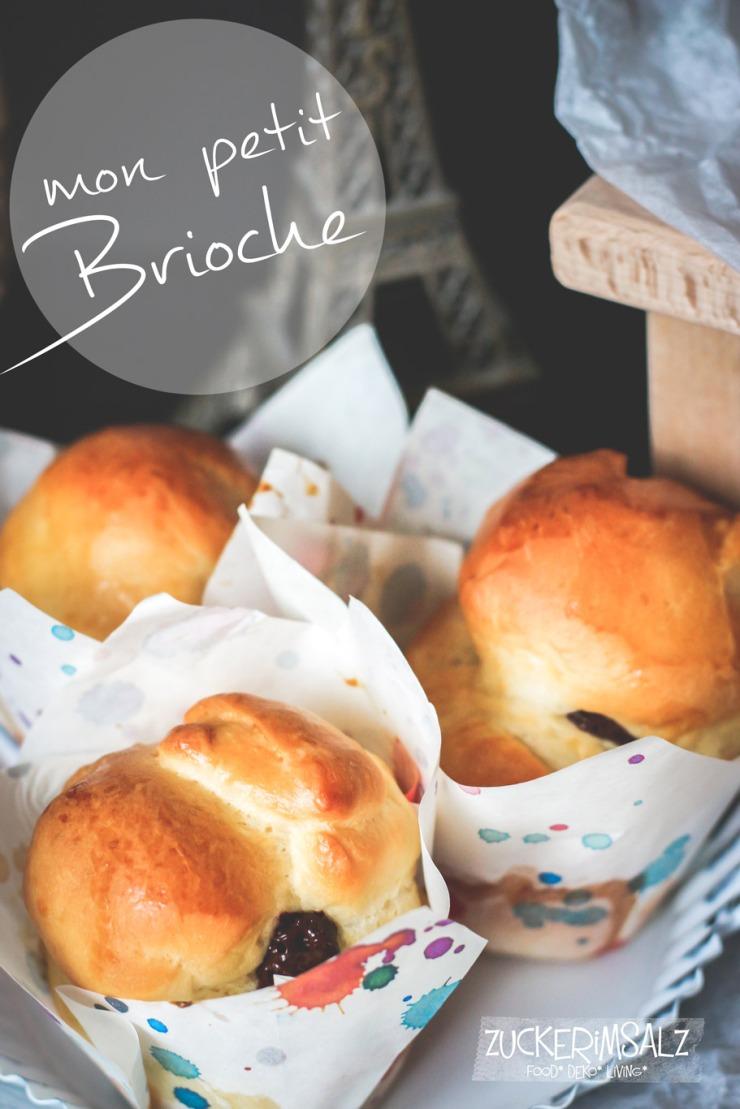 Brioche, Hefeteig, Muffins, Cupcakes, Schokolade