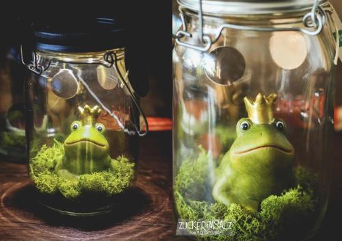 11-solarglas-frosch-deko (Mittel)