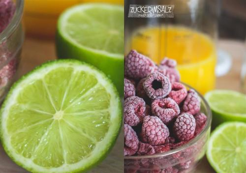 8-Himbeer-Limonade (Mittel)