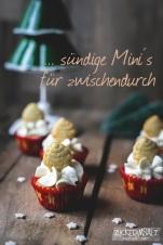 Mini Muffins mit Spekulatius