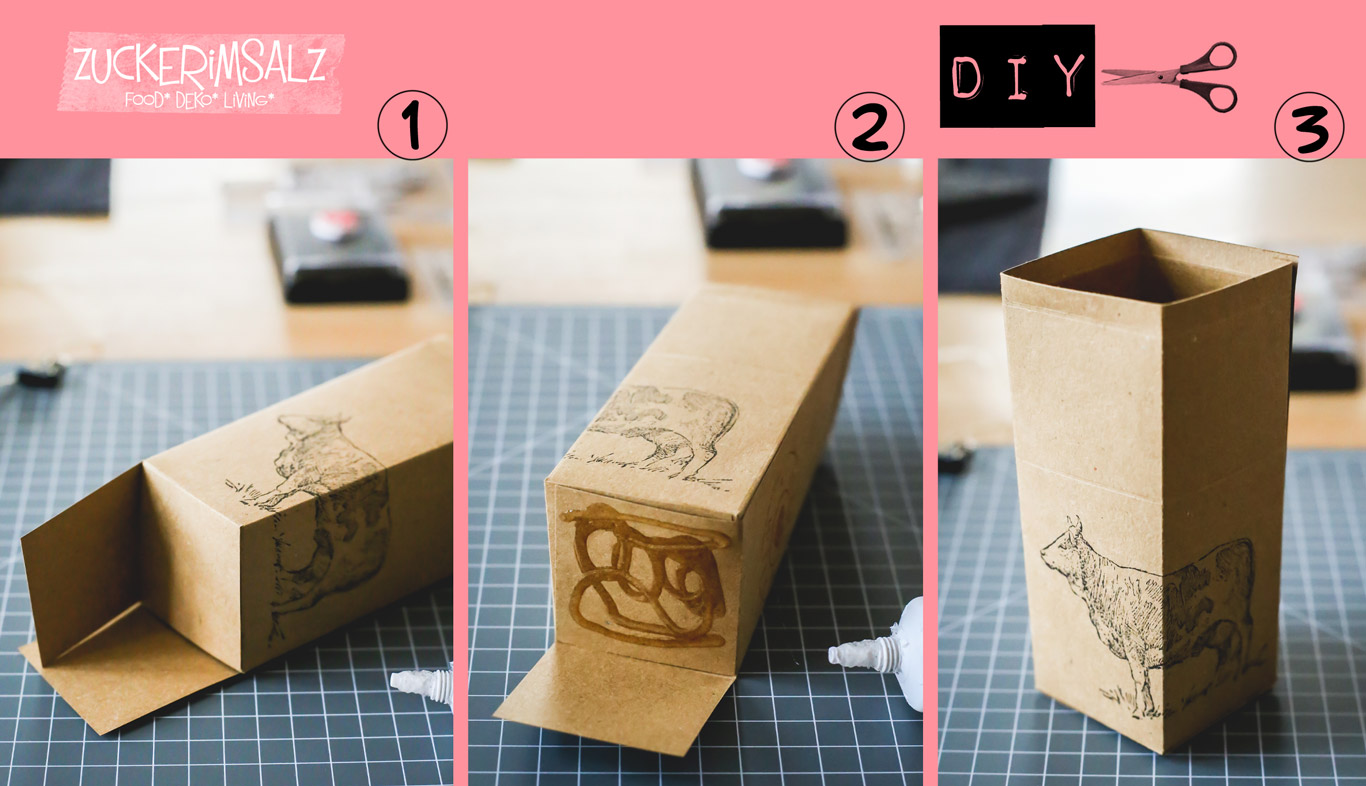 Mini Kühlschrank Für Milchtüte : Coole milchtüte trifft heiße schokobraut zuckerimsalz
