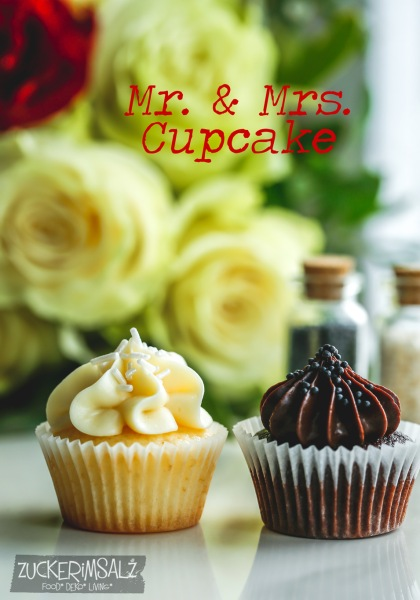 Mr Mrs Cupcake Zuckerimsalz