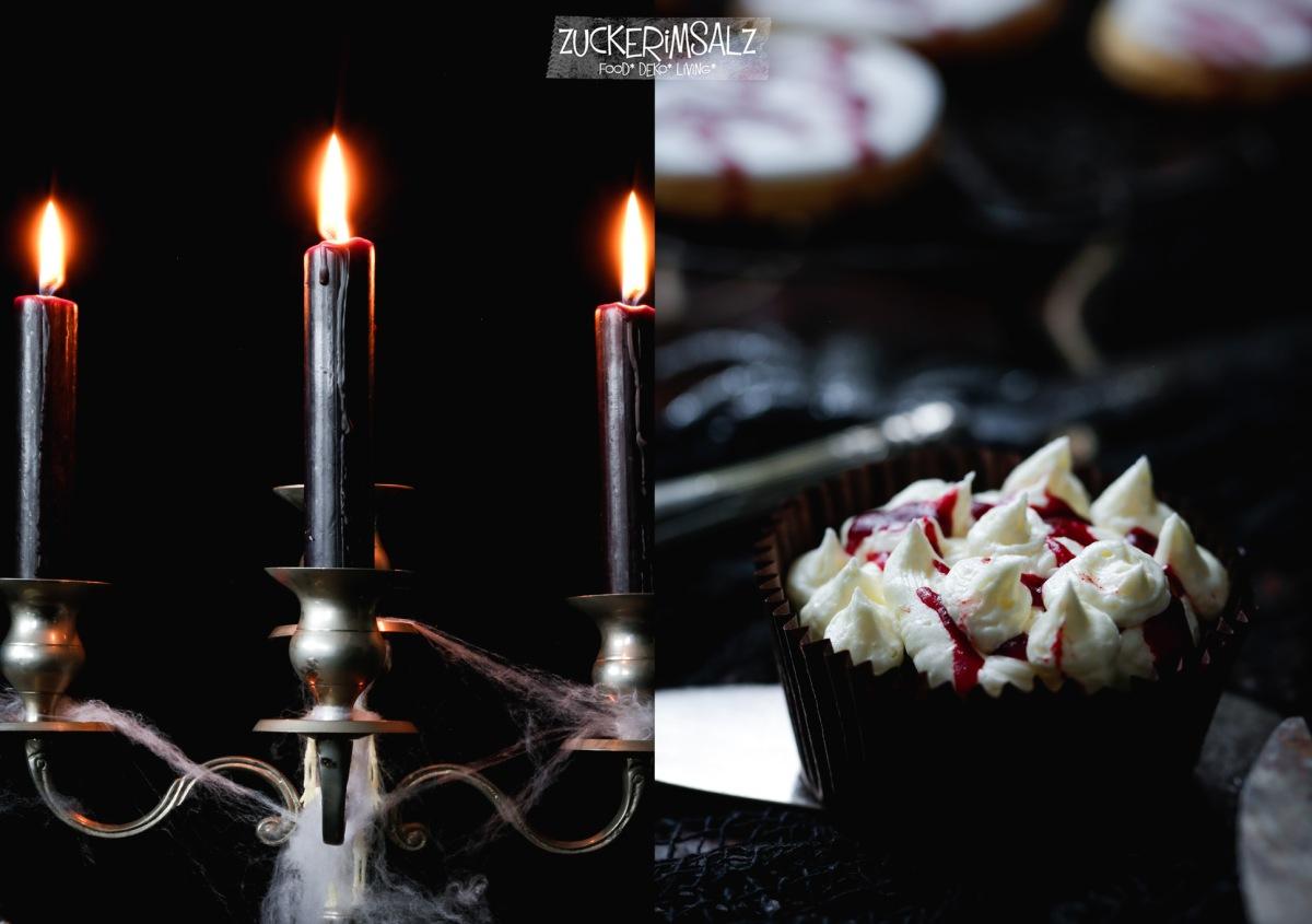 Lady Elizabeths geheimnisvolle Blut Cupcakes … mein Fluch der ...