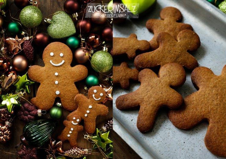 Weihnachten X-Mas Lebkuchen Gingerman Lebkuchenmann Ausstecher Plätzchen Cookies grün braun kupfer