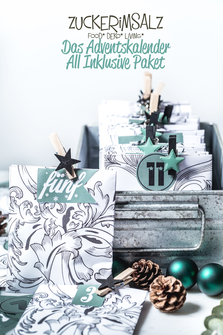 Das Adventskalender All Inklusive Paket