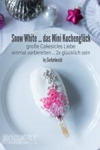 cakesicles, Eis am Stil, Kuchen am Stil, Cakepops, Schokolade, weiß, pink, Ganache