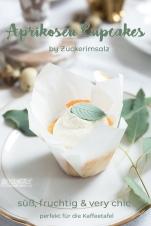 #Ostern #Rezept #Cupcakes süß fruchtig Aprikosen Kaffeetafel