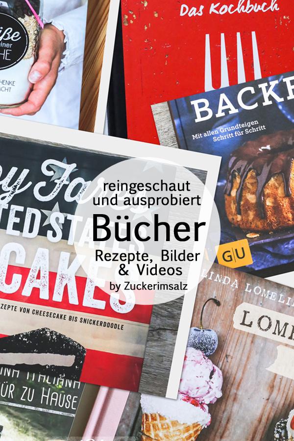 Buch, Bücher, Rezension, Rezepte, Bilder, Video