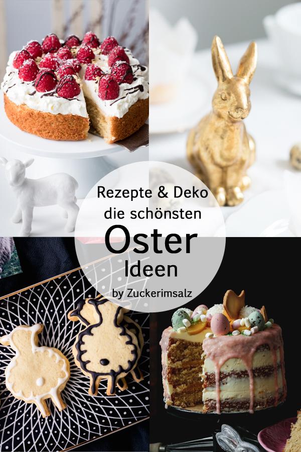 Oster, Easter, Rezepte, Deko, Ideen,