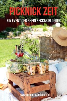 Picknick, Rhein-Neckar, Blogger