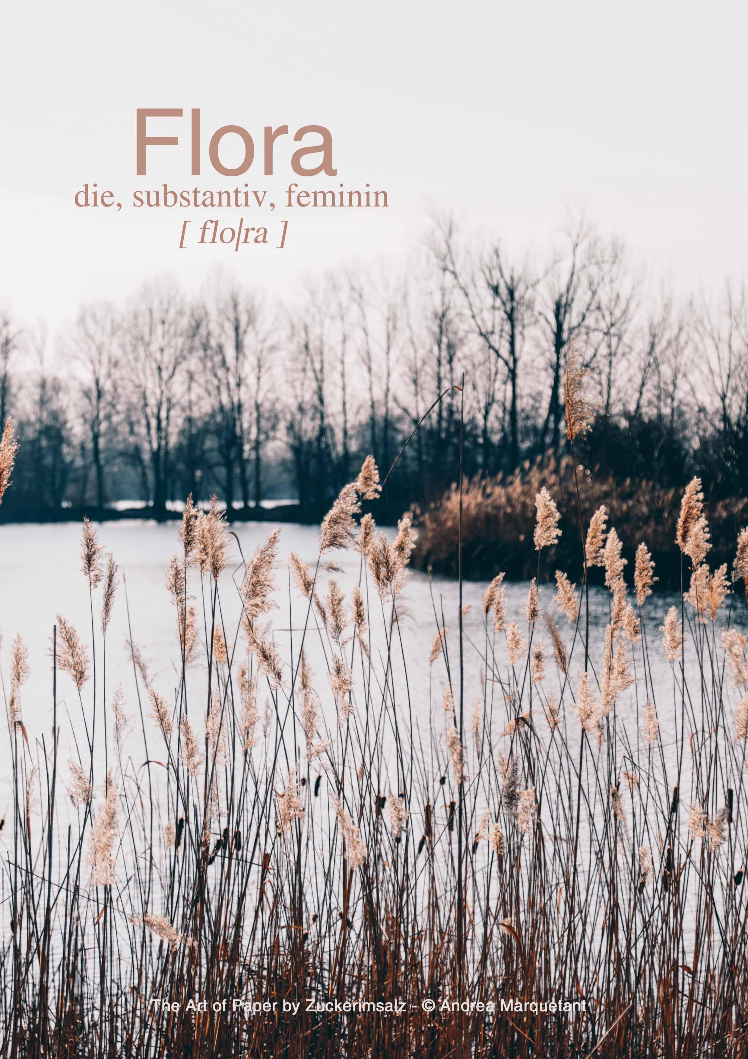 Freebie | Es wird Herbst – der Poster Druck aus der Art of Paper Serie