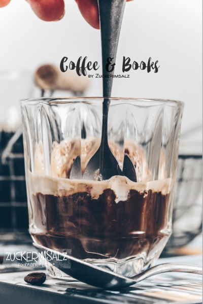 coffee, book, heißer, hot, Affogato, Rezept, Recipe, Top 3, Bücher, Kaffee