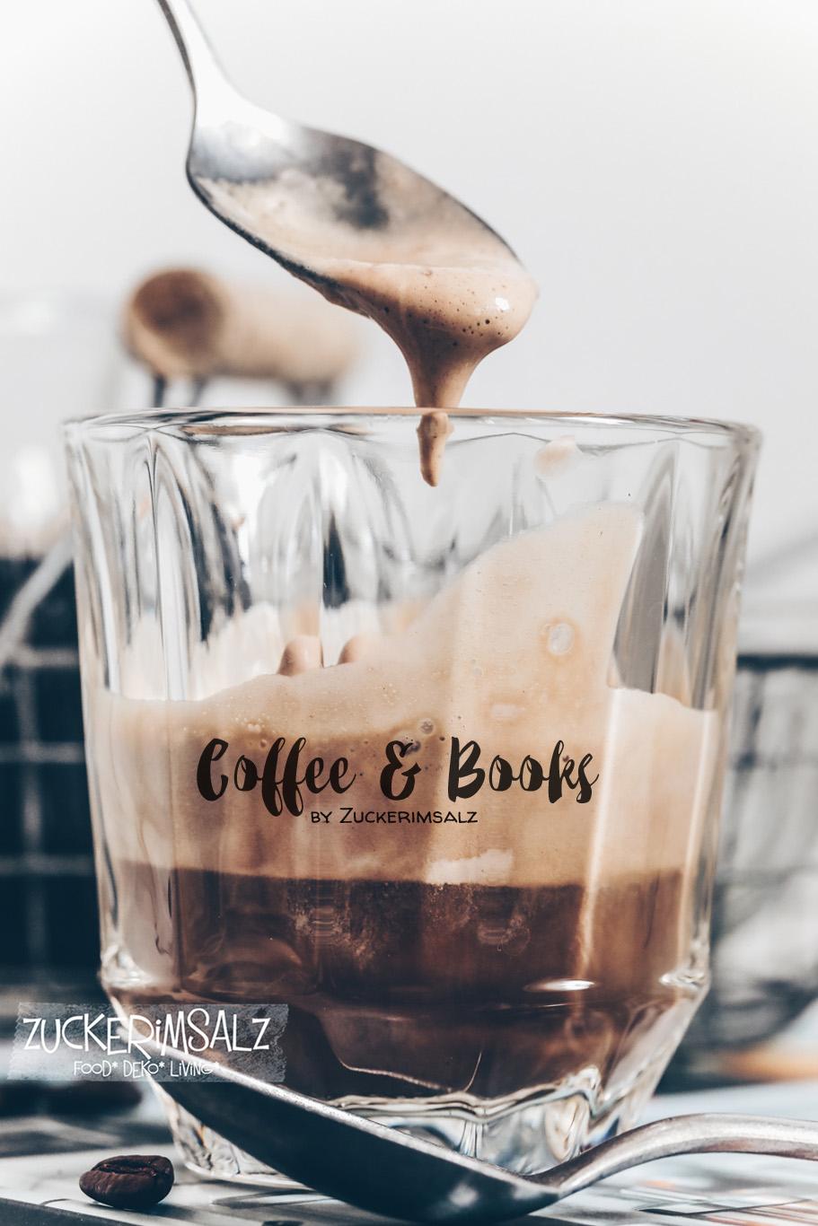 coffee, book, heißer, hot, Affogato, Rezept, Recipe, Top 3, Bücher, Kaffee
