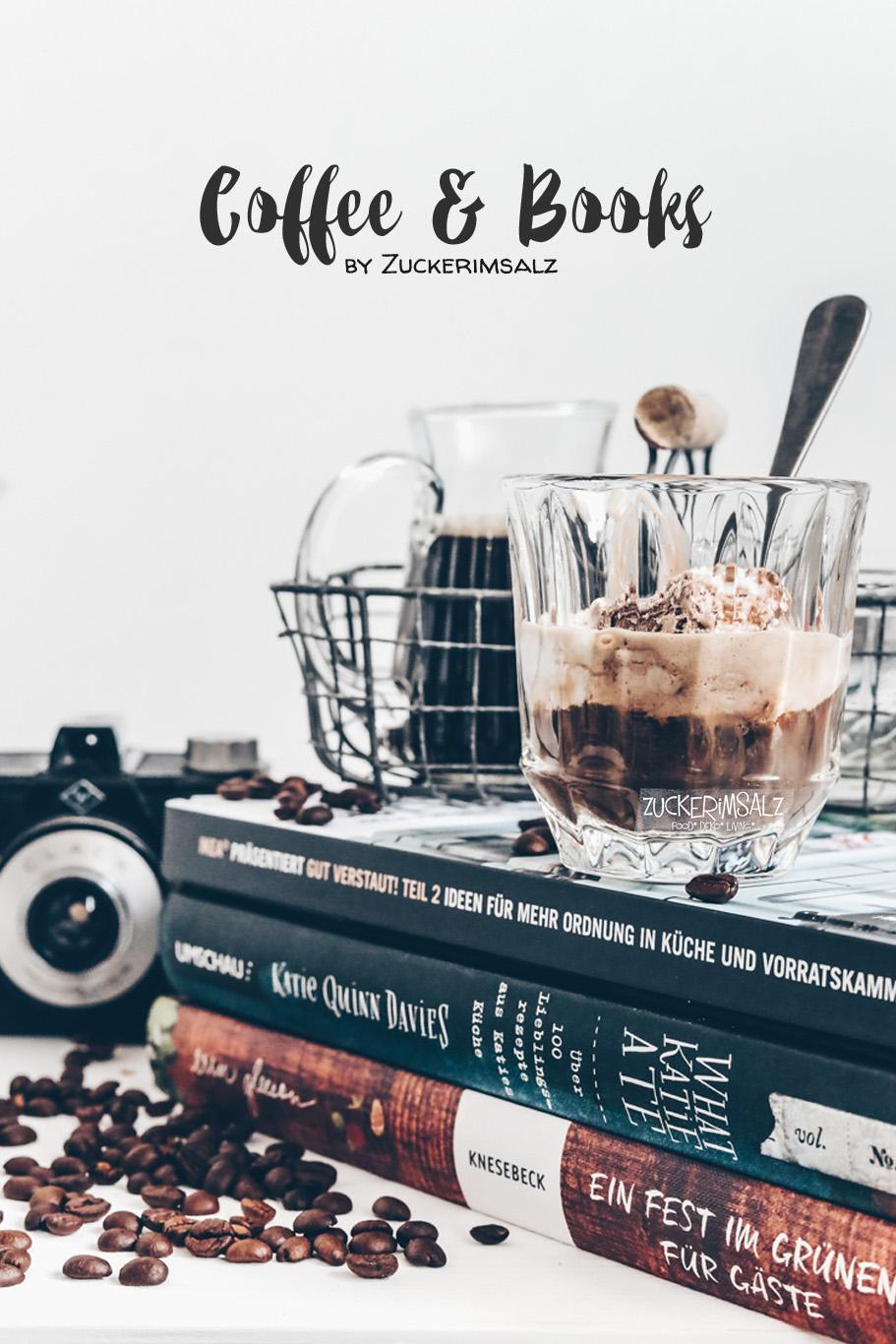 coffee, book, heißer, hot, Affogato, Rezept, Recipe, Top 3, Bücher