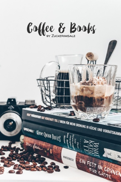coffee, book, heißer, hot, Affogato, Rezept, Recipe, Top 3, Bücher