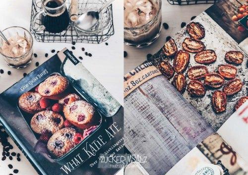 coffee, book, heißer, hot, Affogato, Rezept, Recipe, Top 3, Bücher, katie quinn, what katie ate