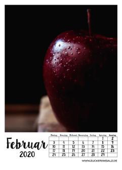 Food-Typografie-Kalender-2020-Zuckerimsalz-kostenlos-download (2) (Groß)