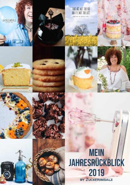 Jahresrückblick, 2019, Bloggerbilanz, Rückblick, reingeschaut, Zuckerimsalz