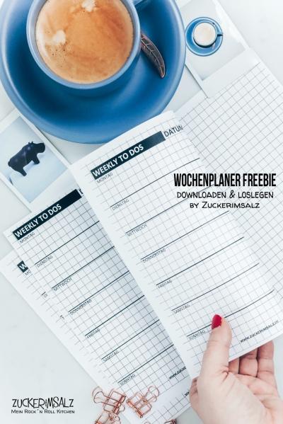 Notizheft, Notebook, Freebie, Wochenkalender, kostenlos, downloaden, Jahreskalender, To Do, ausdrucken,