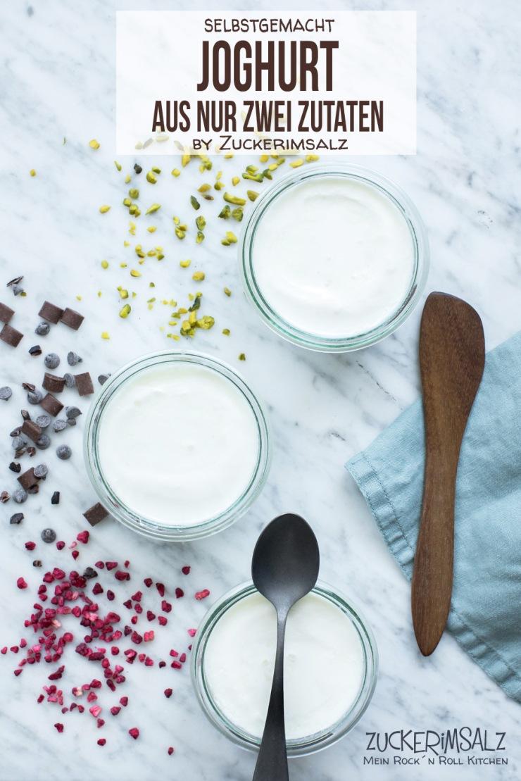 Joghurt, Jogurt, Yogurt, selber machen, selbstgemacht, homemade, Yogurt, zwei Zutaten, ohne Strom, einfach, lecker, natürlich, Kulturen, Ferment, Natur