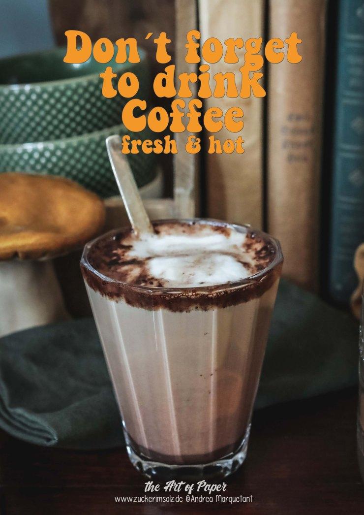 Schokochino, Kaffee, Coffee, Schokolade, Mix, Pulver, selbstgemacht, heiße Schokolade, Poster, kostenlos, download, Rezept